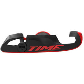 Time Xpro 12 Carbon Pedales de carretera, black/red